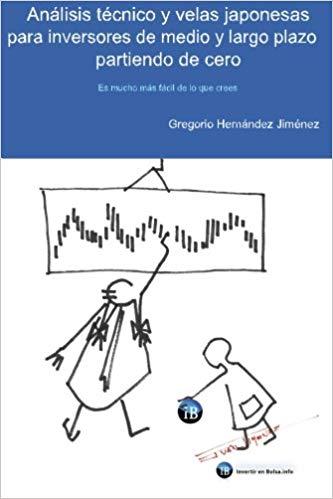 libro Análisis técnico y velas japonesas para inversores de medio y largo plazo partiendo de cero