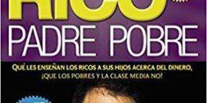 portada libro Padre Rico, padre Pobre